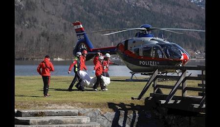5 کشته بر اثر سقوط بهمن در اتریش