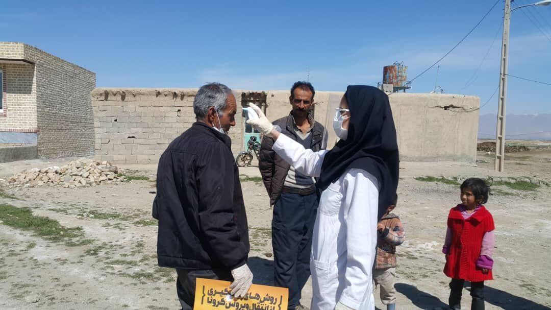 خبرنگاران طرح پیشگیری از کرونا در روستاهای البرز اجرایی شد