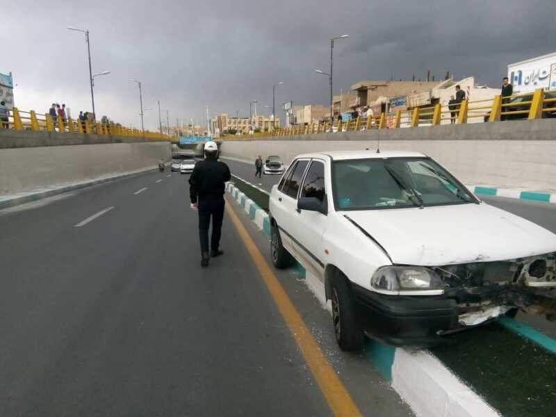 خبرنگاران توقیف 6 ماهه 2 خودروی که در یزد کورس گذاشتند