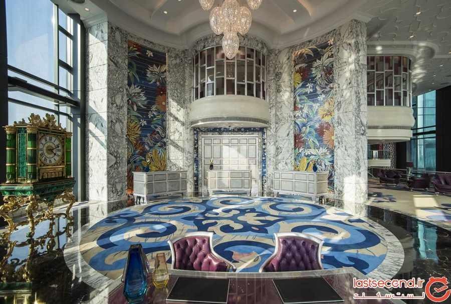 هتل ریوری سایگون،اقامتگاهی پرزرق و برق در ویتنام ، عکس