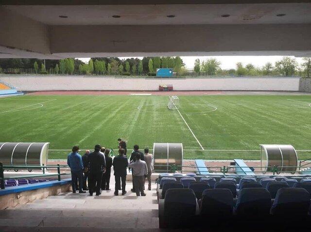 استادیوم استقلالی ها ترمیم می گردد