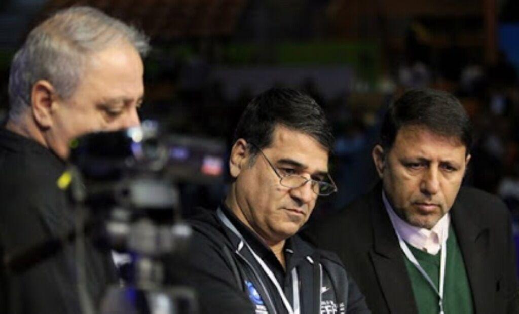 خبرنگاران برنامه های ورزشی فدراسیون کشتی تا تیرماه لغو شد