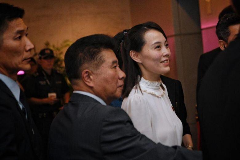 ارتقای صندلی سیاسی خواهر رهبر کره شمالی