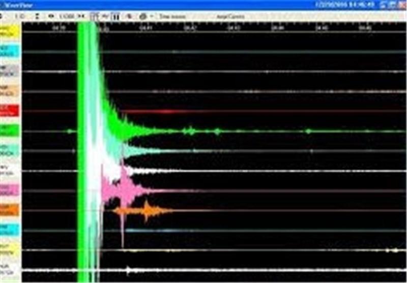 زلزله 4.5 ریشتری خوسف خسارت جانی نداشته است