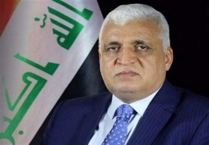عراق، تمجید الفیاض از شهید المهندس، دستور رئیس حشد شعبی برای شکایت از شبکه هتاک سعودی