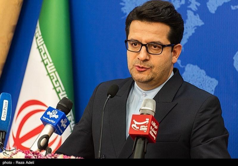 توئیت سخنگوی وزارت امور خارجه درباره روز خیام