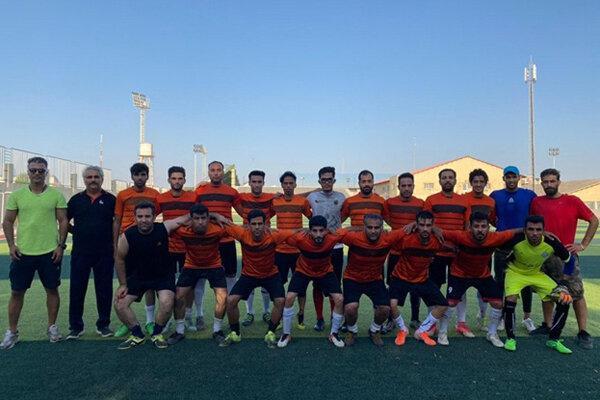 تیم فوتبال مدیران تاثیرگذار به مصاف پلیمر بوشهر می رود