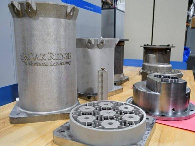 چاپ 3بعدی و هوش مصنوعی ناجی فناوری هسته ای می شوند