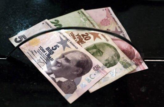 کاهش کم سابقه ارزش لیر ترکیه