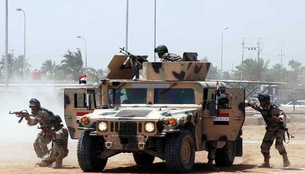 حمله داعش به بغداد