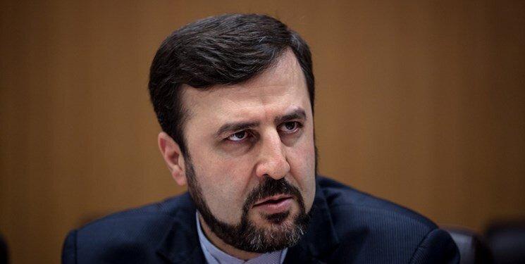 غریب آبادی: امکان استناد به محدودیت های ضد ایرانی سلب شد