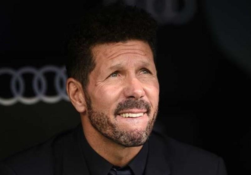 سیمئونه: نگران رویارویی با بارسلونا نیستم، نیمکت نشینان فصل قبل، حالا مهره های مهم تیم هستند