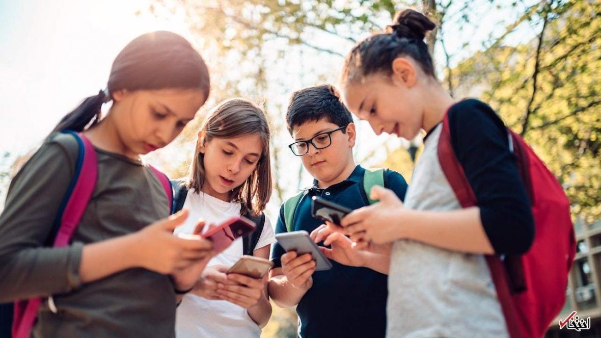 بچه ها در چه سنی می توانند از تلفن هوشمند استفاده نمایند؟
