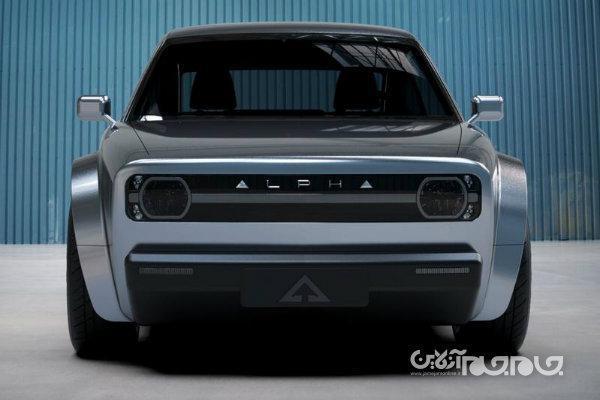 آشنایی با خودروی آلفا موتور Ace