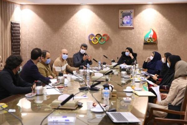 نشست کمیسیون ورزشکاران کمیته ملی المپیک برگزار گردید