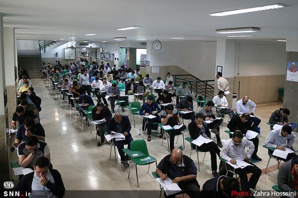 موافقت با 1980 مجوز استخدامی برای مراکز آموزش عالی ، برگزاری آزمون 22 مردادماه